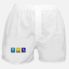 Eat, Sleep, Stargaze Boxer Shorts