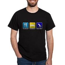 Eat, Sleep, Stargaze T-Shirt
