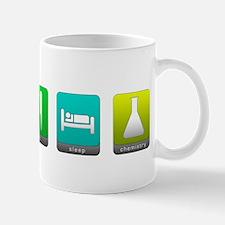 Eat, Sleep, Chemistry Mug