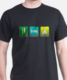 Eat, Sleep, Chemistry T-Shirt