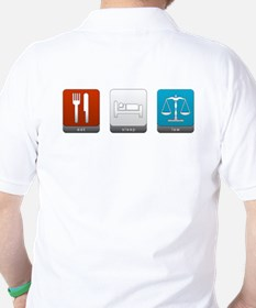 Eat, Sleep, Law T-Shirt