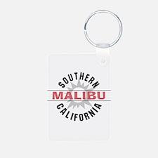 Malibu California Keychains