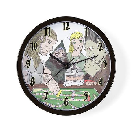 CGO Wall Clock