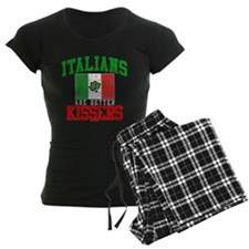 Italians Are Better Kissers Pajamas