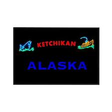 Ketchikan Sign Magnet