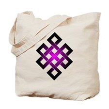 Cute Symbol for coexistence Tote Bag