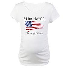 EJ for Mayor (transparent sta Shirt