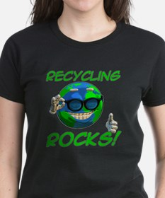 Recycling Rocks! Tee