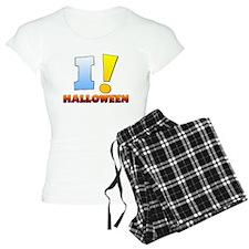 I ! Halloween Pajamas
