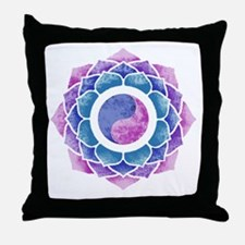 Funny Celtic knot Throw Pillow