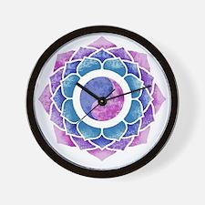 Unique Buddah Wall Clock
