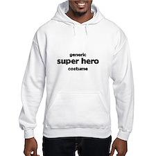 Generic super hero Costume Hoodie