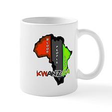 Kwanzaa Africa Mug