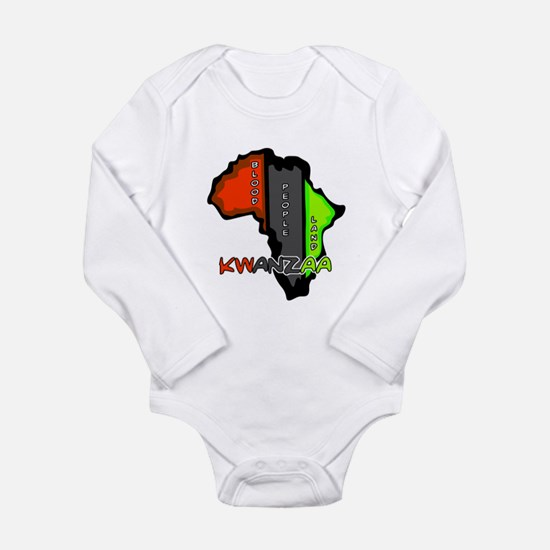 Kwanzaa Africa Onesie Romper Suit