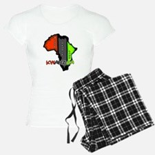 Kwanzaa Africa Pajamas
