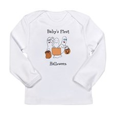 Baby's First Halloween Long Sleeve Infant T-Shirt