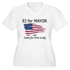 EJ Mayor/Sami 1st Lady (trans T-Shirt
