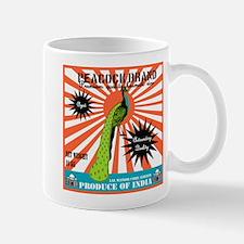 Peacock Brand Basmati Rice Mug