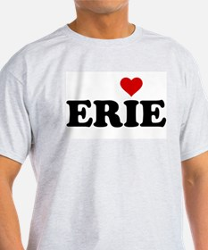 Erie with Heart T-Shirt