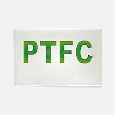 Portland Timbers Football Club Rectangle Magnet