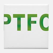 Portland Timbers Football Club Tile Coaster