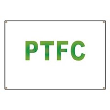Portland Timbers Football Club Banner