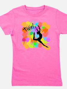 SPLATTER TWIRL T-Shirt