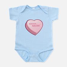 mmmm . . . . BACON! Infant Bodysuit