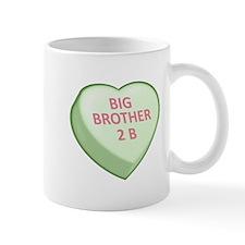 BIG BROTHER 2 B Candy Heart Mug