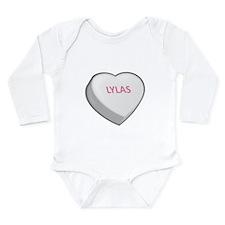 LYLAS Long Sleeve Infant Bodysuit