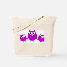 Unique Little owl Tote Bag
