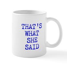 Funny Dundies Mug