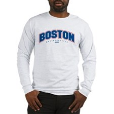Boston 1630 Long Sleeve T-Shirt