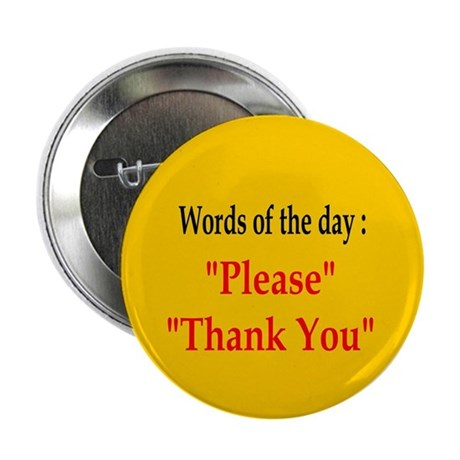 Words of the day button