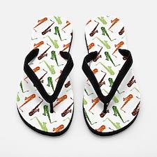 Saxophone Flip Flops