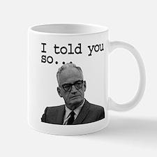 Senator Goldwater Mug