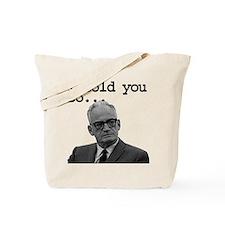 Senator Goldwater Tote Bag