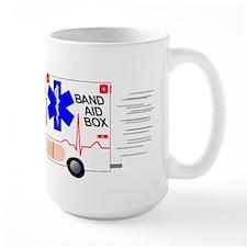 Band Aid Box Mug