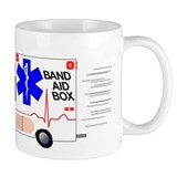 Band aid box Coffee Mugs