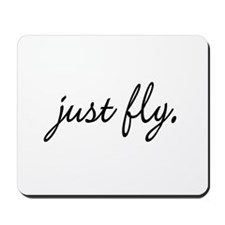 Just Fly Mousepad