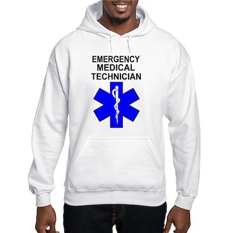 Emergency Medical Technician Hooded Sweatshirt