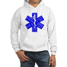 Funny EMS Acronyms Hoodie