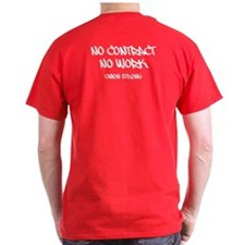 NO CONTRACT rear