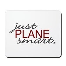 Just Plane Smart 2 Mousepad
