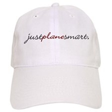 Just Plane Smart 2 Baseball Cap