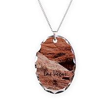 Las Vegas Red Rock Canyon Necklace