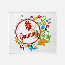 Wonderful Grammy Throw Blanket