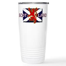 Scotland Football Fashion Travel Mug