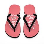 Keep Calm Buy Shoes Flip Flops