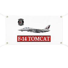 VF-154 Black Knights Banner